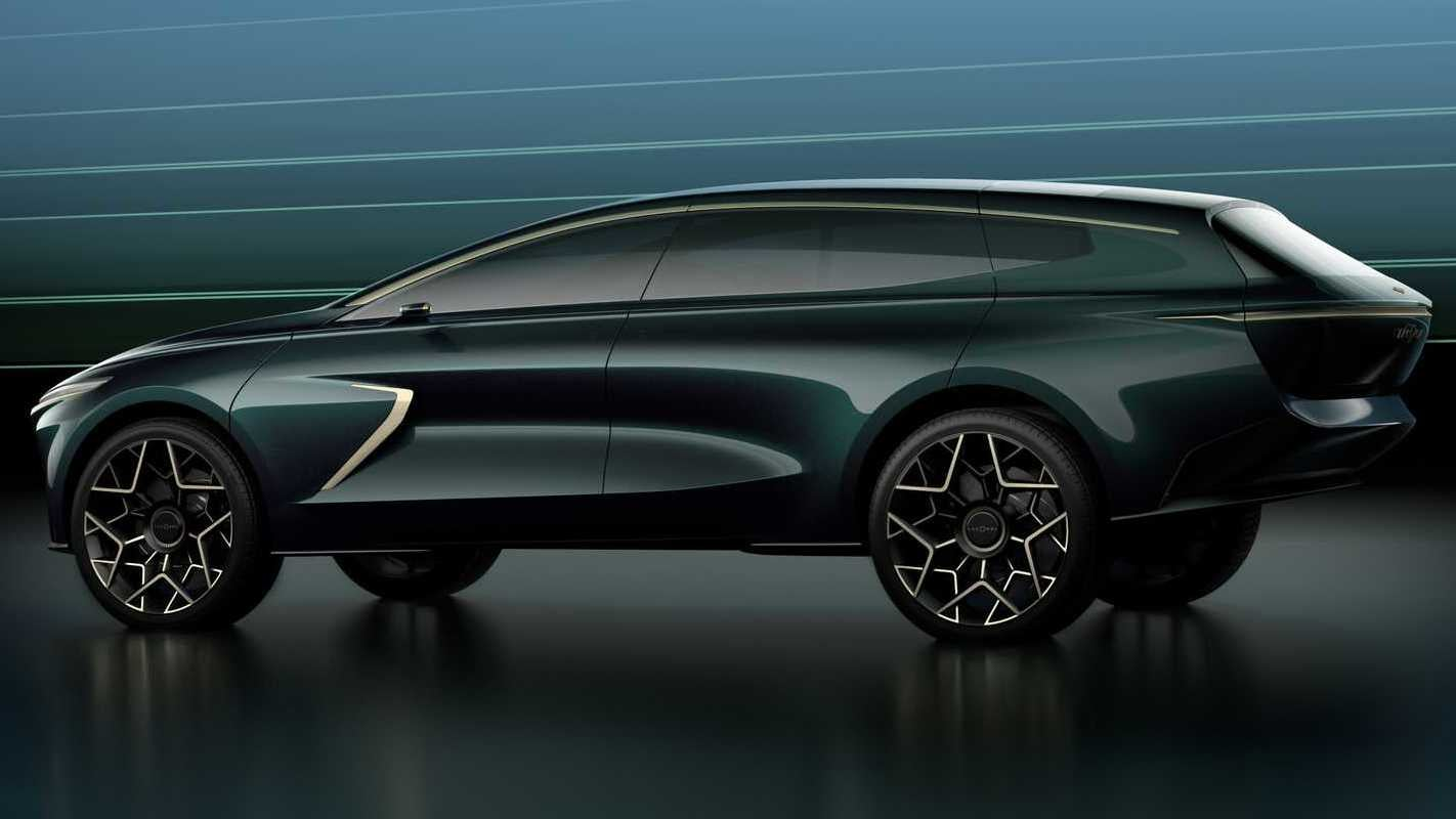 AM Lagonda All Terrain